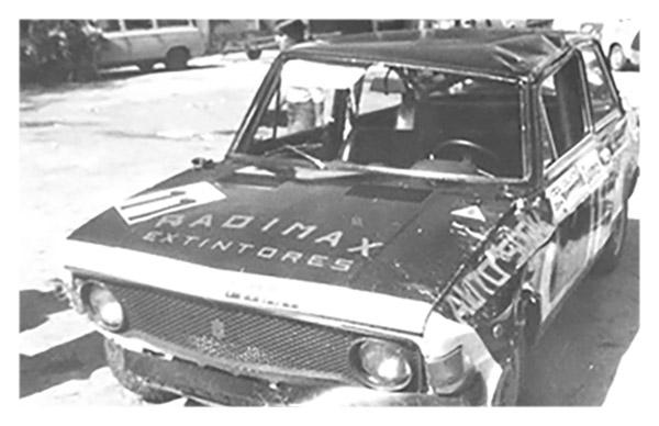 palmares 1977