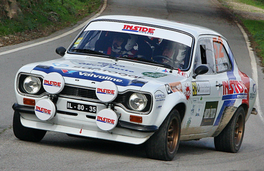 2019 Ford Escort RS 2000 MK1